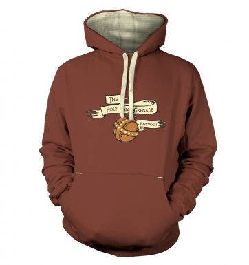 The Holy Hand Grenade of Antioch premium hoodie