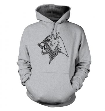The Hounds Helm Unisex College hoodie