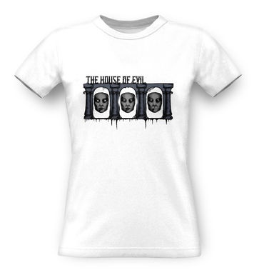 The House Of Evil classic womens t-shirt