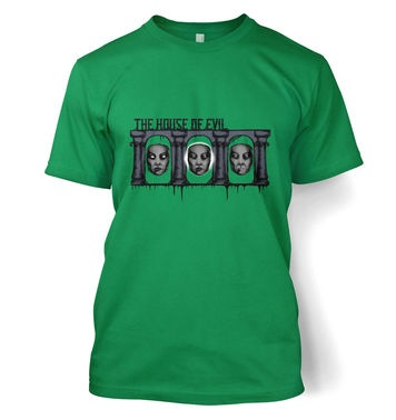 The House Of Evil t-shirt