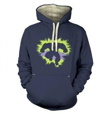 Mr Mean and Green Adult Premium Hoodie