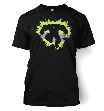 Mr Mean and Green t-shirt