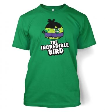 The Incredible Bird men's t-shirt