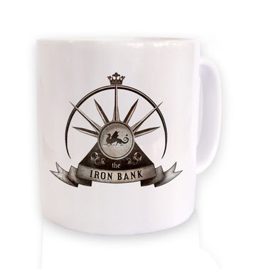 The Iron Bank Mug