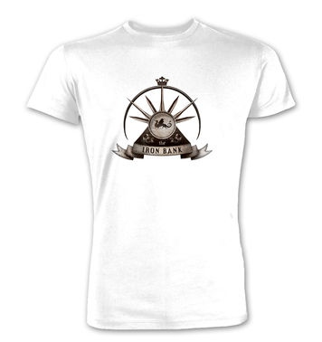 The Iron Bank premium t-shirt