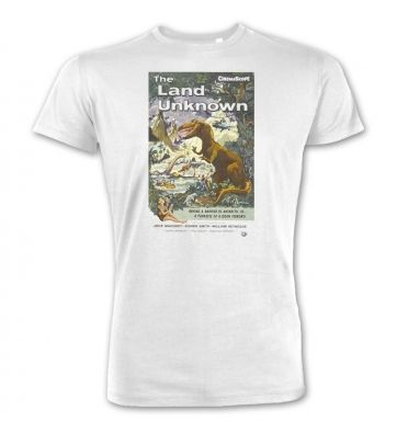 The Land Unknown  premium t-shirt