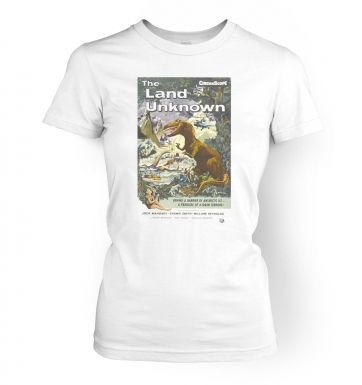 The Land Unknown   womens t-shirt