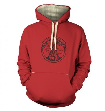The Dragon Mountain  hoodie (premium)