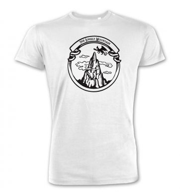 The Dragon Mountain premium t-shirt