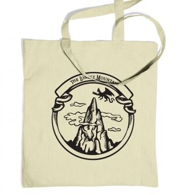 The Dragon Mountain tote bag