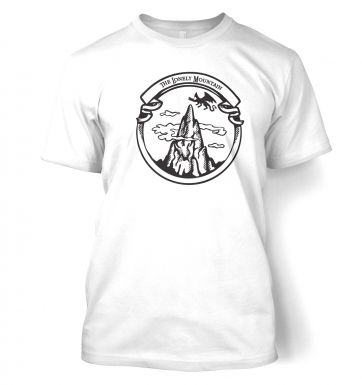 The Dragon Mountain t-shirt
