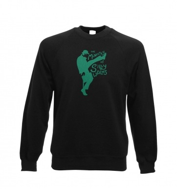 The Ministry of Silly Walks sweatshirt