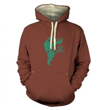 The Ministry of Silly Walks premium hoodie