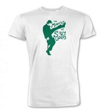The Ministry of Silly Walks premium t-shirt