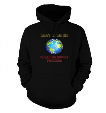 Theres No Place Like Sol 3 hoodie