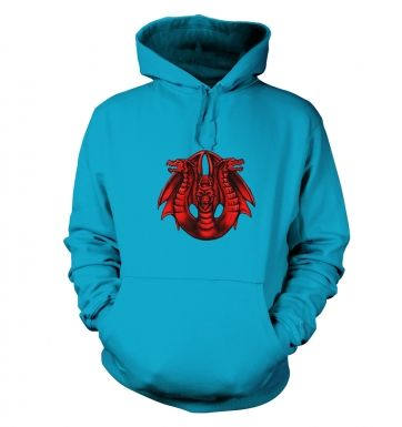Three Headed Dragon hoodie