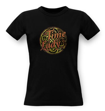 Time Lady classic women's t-shirt