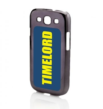 Timelord Galaxy S3 phone case