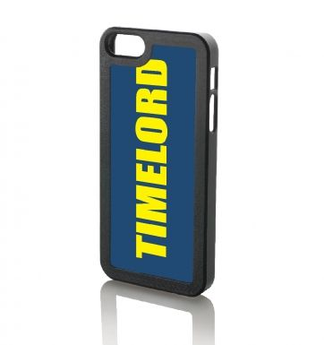 Timelord iPhone 5/5S phone case