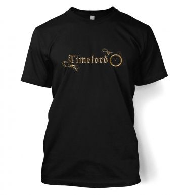 Timelord Ornate t-shirt