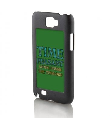 Time Peasant Galaxy Note 2 phone case