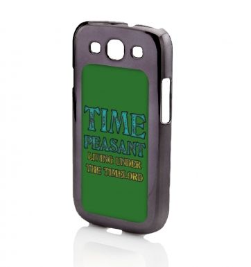 Time Peasant Galaxy SIII phone case