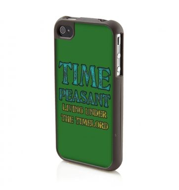 Time Peasant - iPhone 4/4S phone case