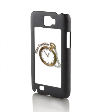 Time Traveller Pocket Watch Galaxy Note 2 phone case