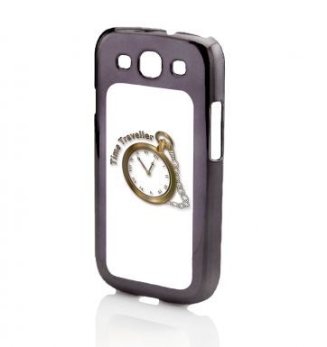 Time Traveller Pocket Watch Galaxy S3 phone case