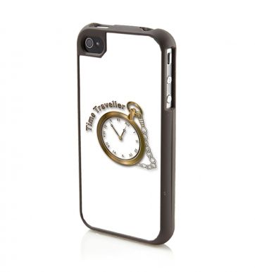 Time Traveller Pocket Watch iPhone 4/4S phone case