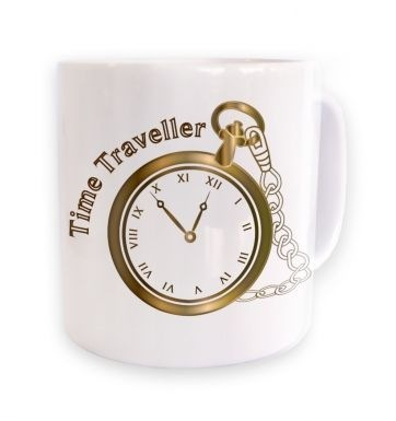 Time Traveller Pocket Watch mug