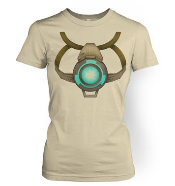 Tracer Costume women's t-shirt