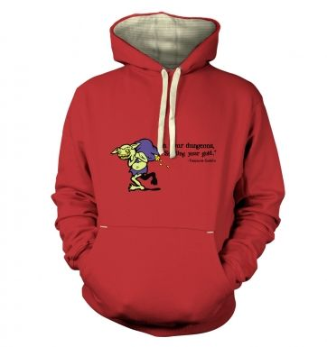 Treasure Goblin premium hoodie 