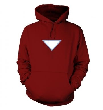 Triangular Power Cell hoodie