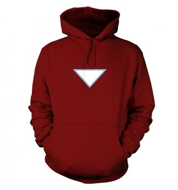 Triangular Power Cell Adult Hoodie