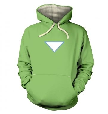 Triangular Power Cell hoodie (premium)