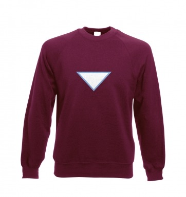 Triangular Power Cell sweatshirt