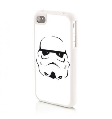 Trooper Helmet - Apple iPhone 4/4s Phone case