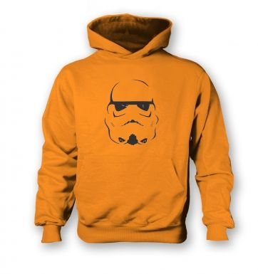 Trooper Helmet kids hoodie  - Inspired by Star Wars