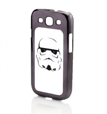 Trooper Helmet - Samsung Galaxy SIII phone case