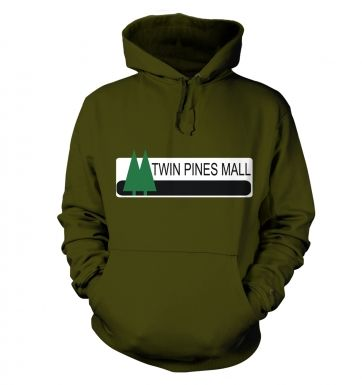 Twin Pines Mall hoodie