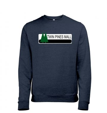 Twin Pines Mall heather sweatshirt