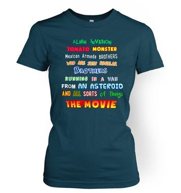 Two Brothers women's t-shirt