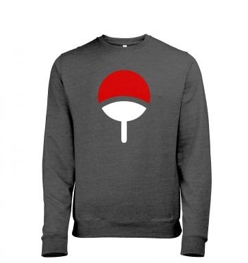 Uchiha Family heather sweatshirt