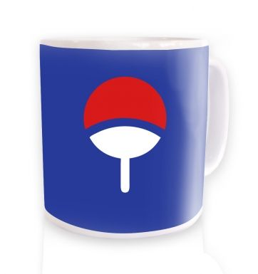 Uchiha Family (Blue Background) mug