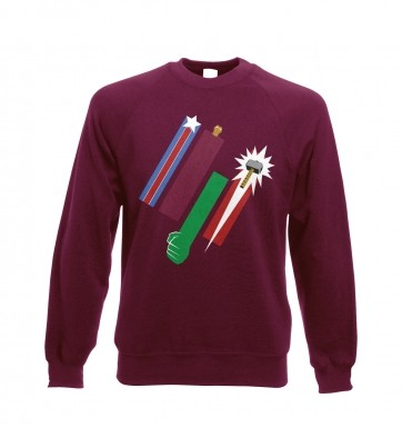United Colours Of Avengement sweatshirt