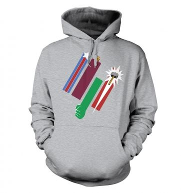 United Colours Of Avengement hoodie
