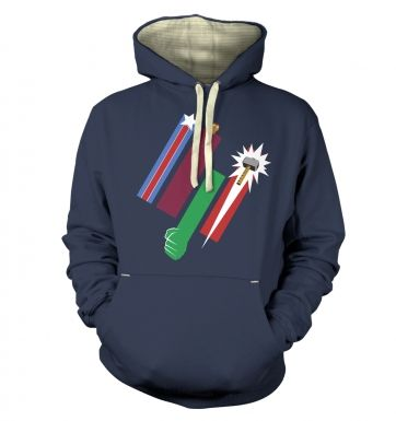 United Colours Of Avengement premium hoodie