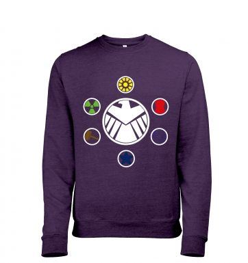 Unity heather sweatshirt
