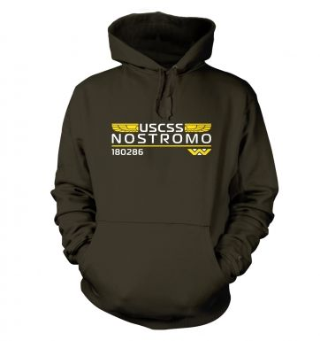 USCSS Nostromo Wings hoodie